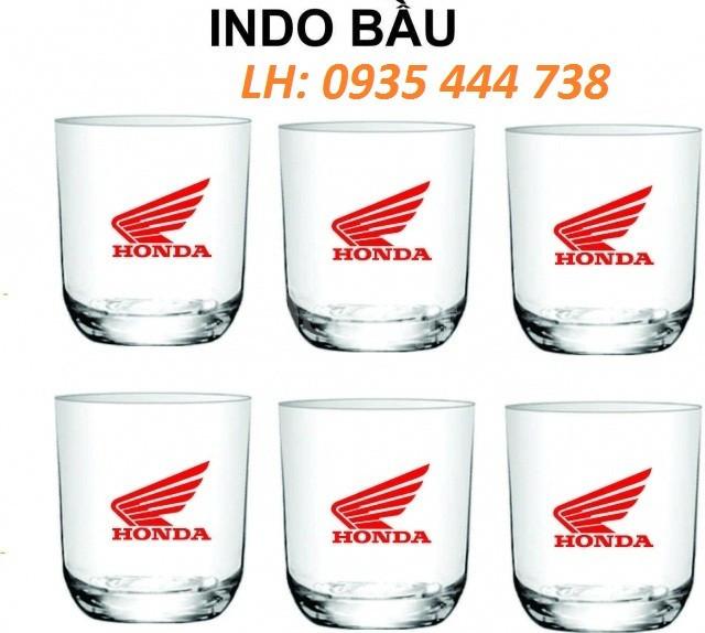 Xưởng in logo chai lọ,bộ cốc thủy tinh giá rẻ tại Đà Nẵng