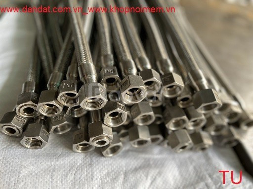 Bù trừ pasty:ống nối mềm inox-khớp nối mềm inox-khớp giãn nở inox-khớp