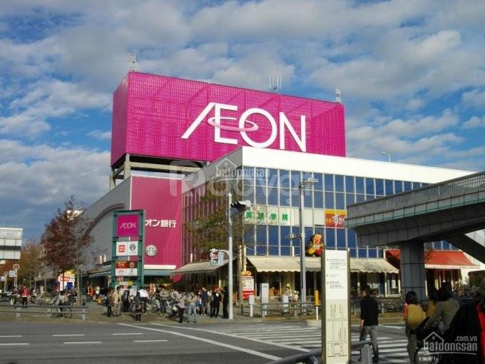 Khu đô thị Aeon mall Bình Tân mới sổ hồng riêng thổ cư 100%