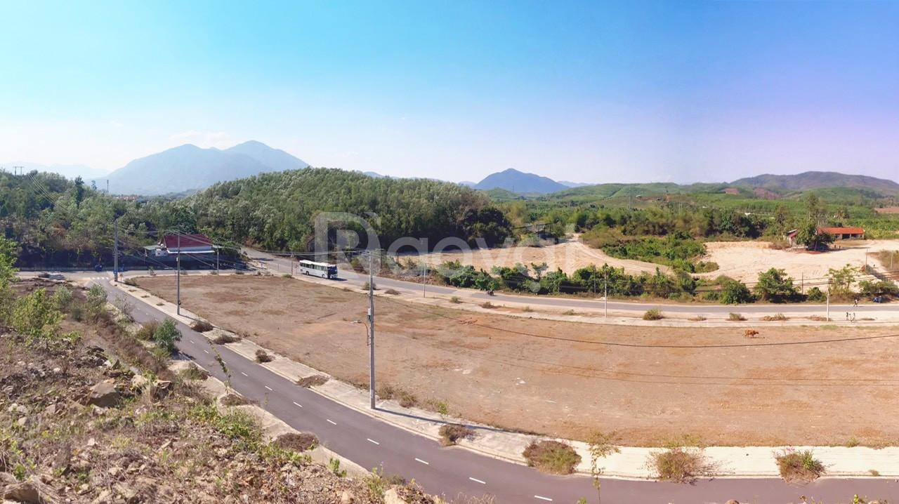 Đất nền sổ đỏ tại KĐT mới Khánh Vĩnh giá tốt - khánh Hòa