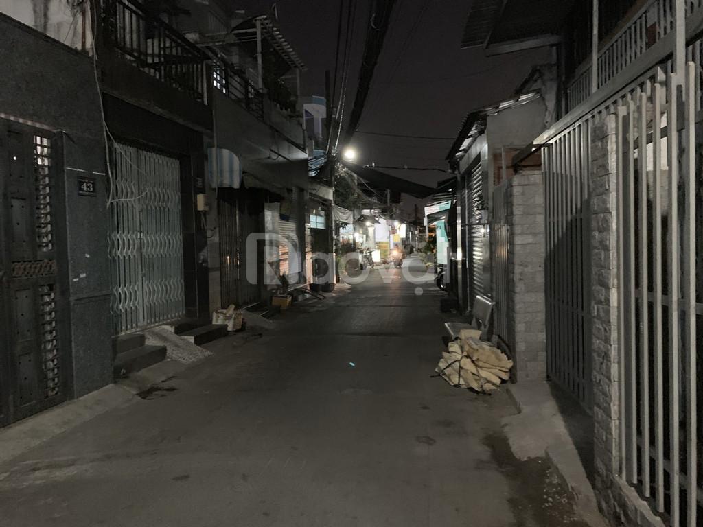Nhà mặt tiền đường Liên Khu 2-10 có quy hoạch thành mặt tiền đường lớn