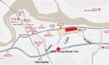 Dự án đất sổ đỏ ven sông Tây Nha Trang