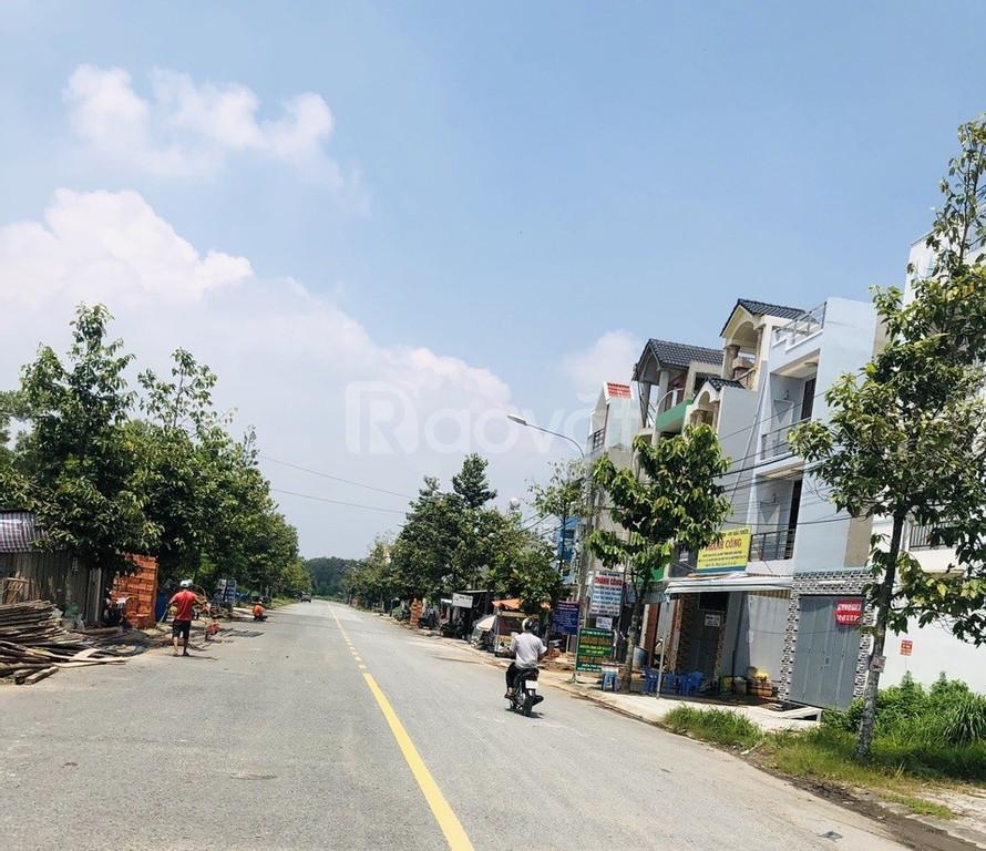 Sang gấp lô góc hai mặt tiền đường Trần Văn Giàu liền kề Aeon