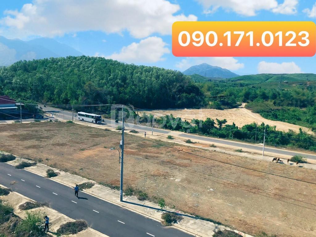 KĐT mới TT Khánh Vĩnh view sông Cái chỉ từ 666tr/160m2