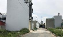 Cần bán gấp lô đất 100m2 đối diện trường Bình Tân, KDC Hai Thành,SHR