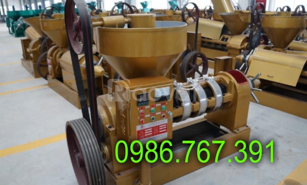 Máy ép dầu lạc công nghiệp Quảng Nam, Đắc Lắc, Quảng Ngãi,