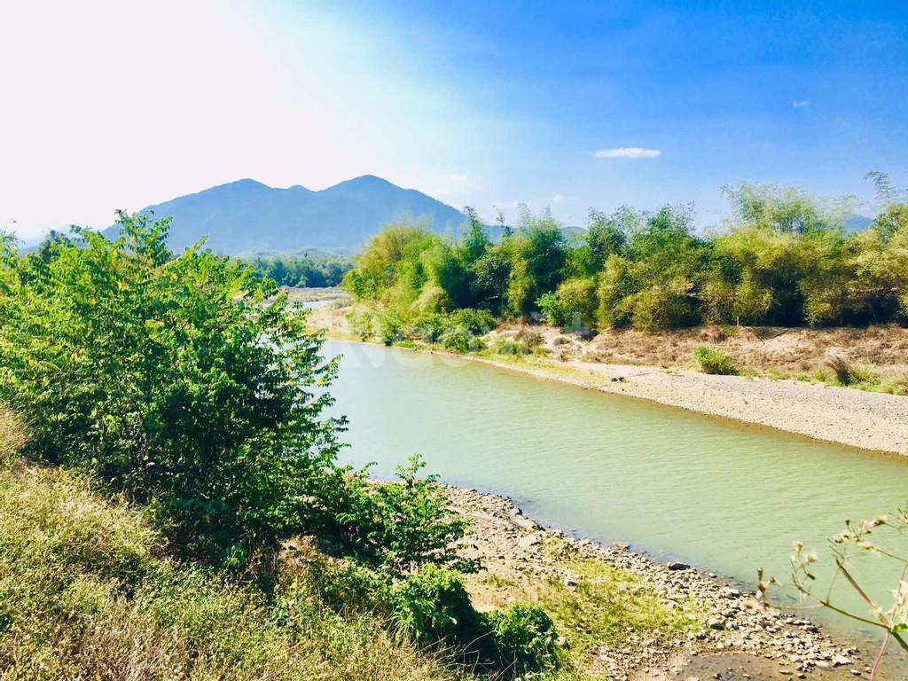 Đất nền ven sông thuộc KĐT Mới Khánh Vĩnh, Sổ Đỏ, 668Tr/NỀn