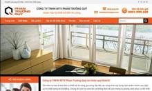 Thiết kế web cho shop