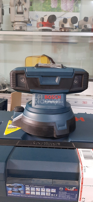 Máy đo mặt phẳng sàn Bosch GSL 2