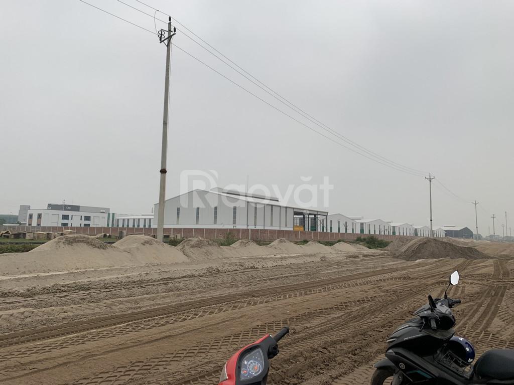 Đất nền gần Samsung - KCN Yên Phong mở rộng