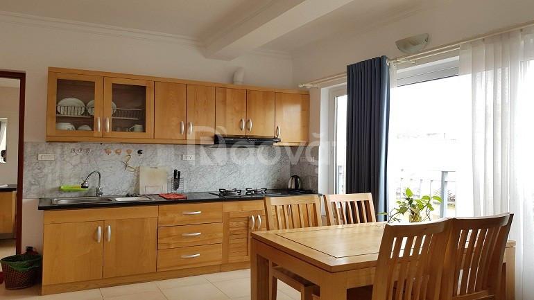 Cho thuê căn hộ dịch vụ tại Tây Hồ, 50m2, 1PN, sáng thoáng (ảnh 4)