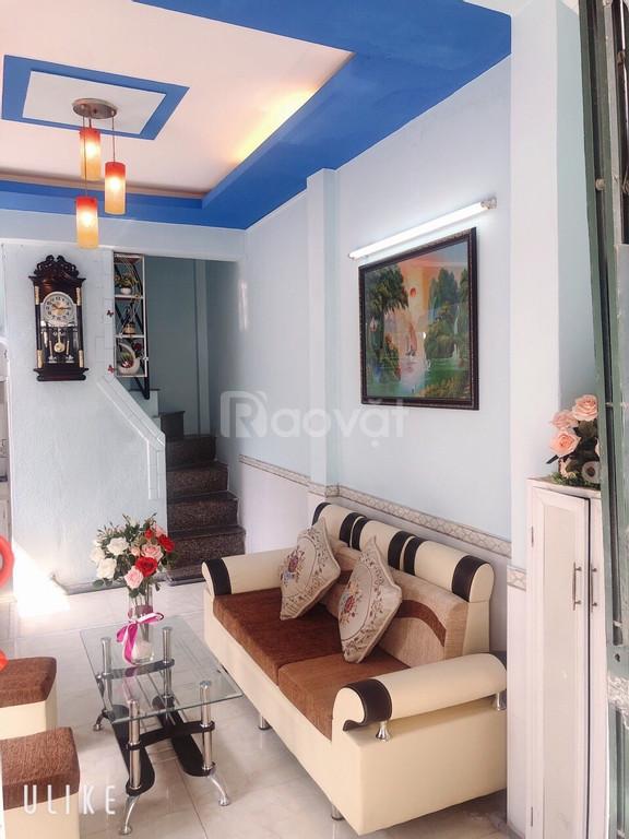 Bán nhà 1 trệt 1 lầu đường Nguyễn Văn Công giá 2.07 tỷ