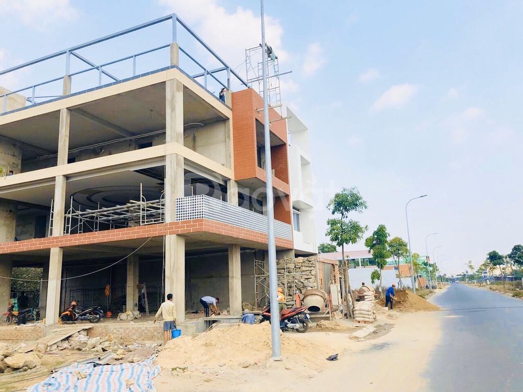 Ngân hàng thanh lý 30 nền đất nhà phố KDC Hai Thành