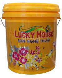 Sơn Lucky House - Cần tìm đối tác phân phối sơn nước sơn đá nghệ thuật