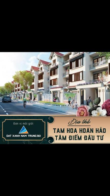 Định hướng tương lai với khu đô thị mới Khánh Vĩnh đất nền sổ đỏ
