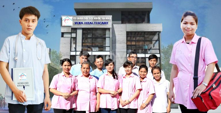 Dịch vụ điều dưỡng chăm sóc bệnh nhân tại nhà