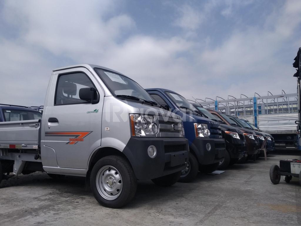 Xe tải 1 tấn | xe dongben 2020 : dongben 1021 thùng + Bình Dương