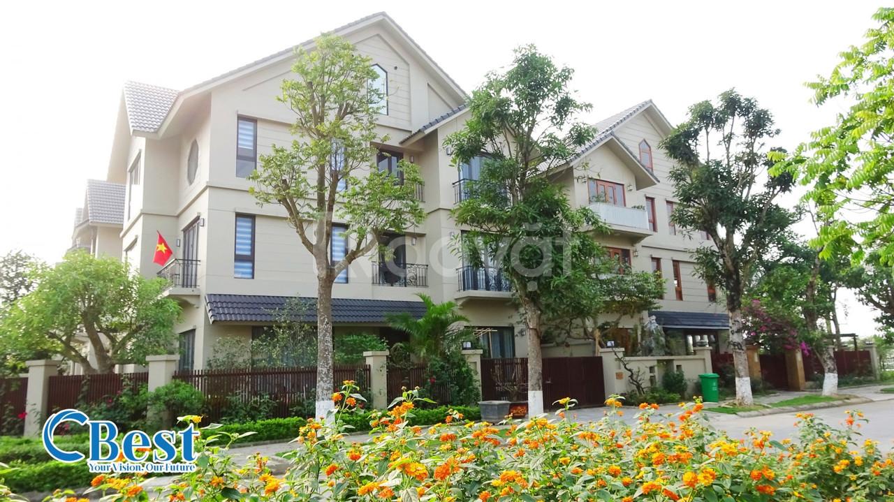 Biệt thự nhà vườn Sunny Garden City - Hà Nội, giá đất chỉ 17tr/m2