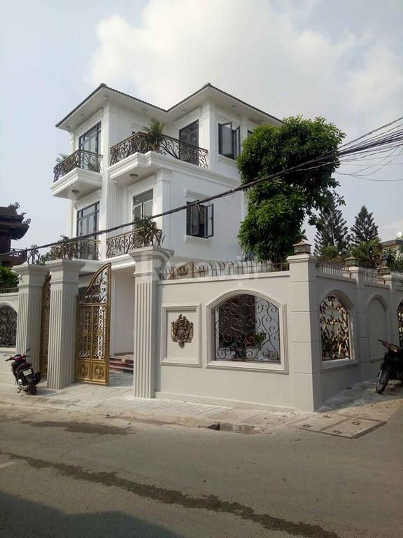 Bán căn biệt thự góc 2 mặt tiền khu dân cư Vĩnh Lộc - Bình Chánh
