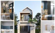 Chuyên nhận Thiết kế và thi công nhà phố, biệt thự và nhận sửa chửa