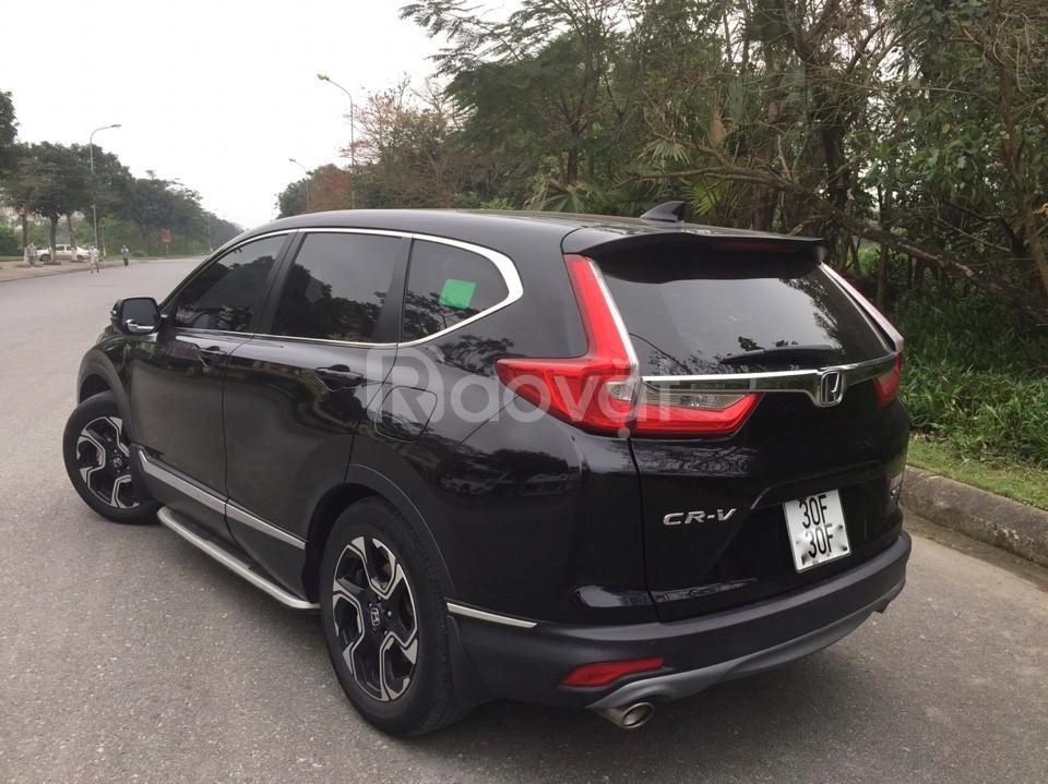 Bán xe Honda CRV bản G 2018 - 935 triệu
