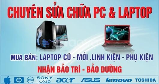 Cài Win máy tính laptop pc tại nhà Hà Nội