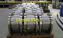 Khớp giãn nở ống gió 300, Khớp nối giản nở nhiệt inox, ống nối mềm