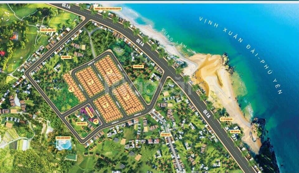 Bất động sản vàng bên Vịnh thiên đường Phú Yên, giá chỉ từ 568 triệu
