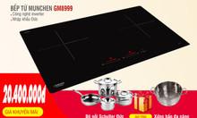 Khả năng xử lý của bếp từ Munchen GM 8999 đáng kinh ngạc