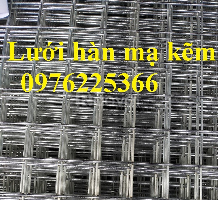 Lưới thép hàn D4a50x50; D4a100x100, D4a150x150, D4a200x200 giá rẻ