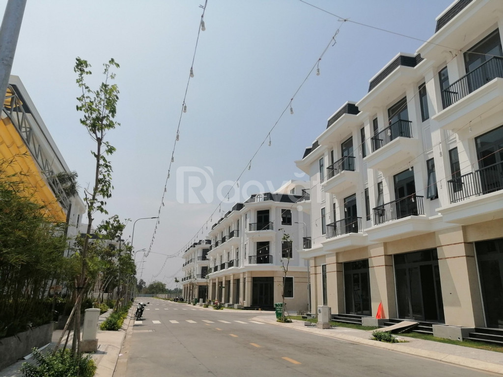 Bán nhà phố Thắng Lợi Central Hill