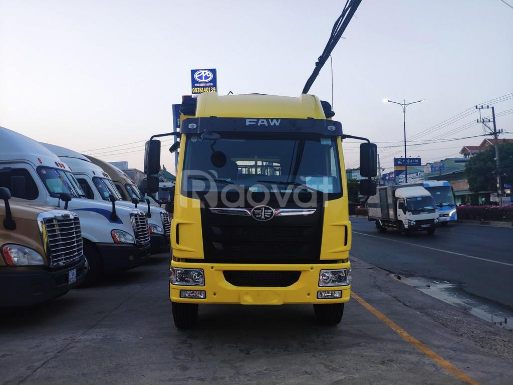 Xe tải faw 7.1 tấn thùng 8 mét chở pallet Trả trước 250 triệu nhận xe