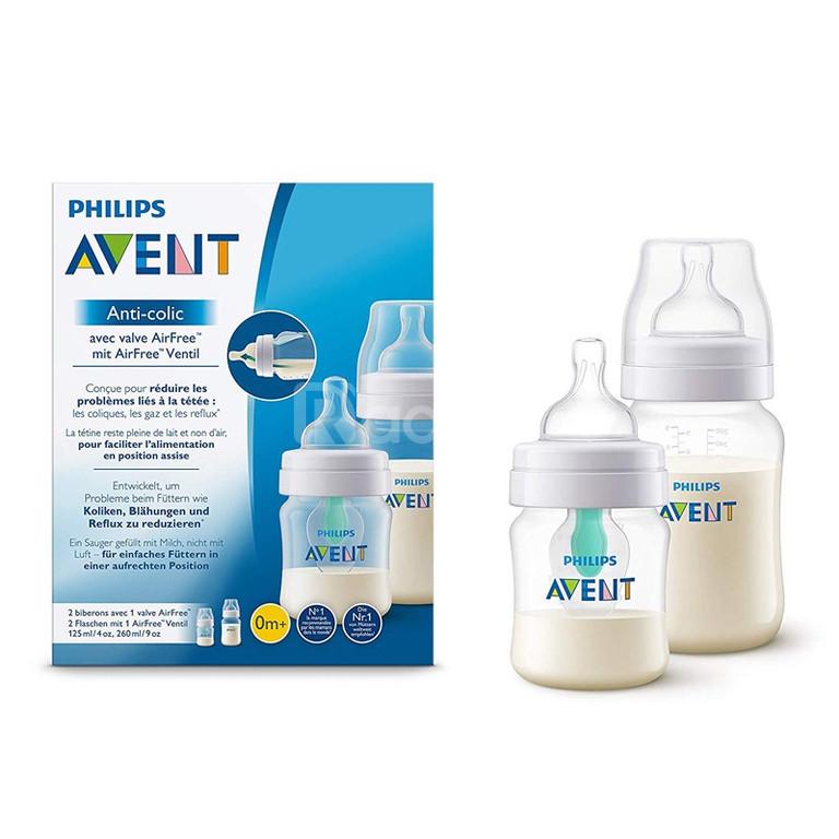 Van thông khí Philips Avent cho bé từ 0 - 6 tháng