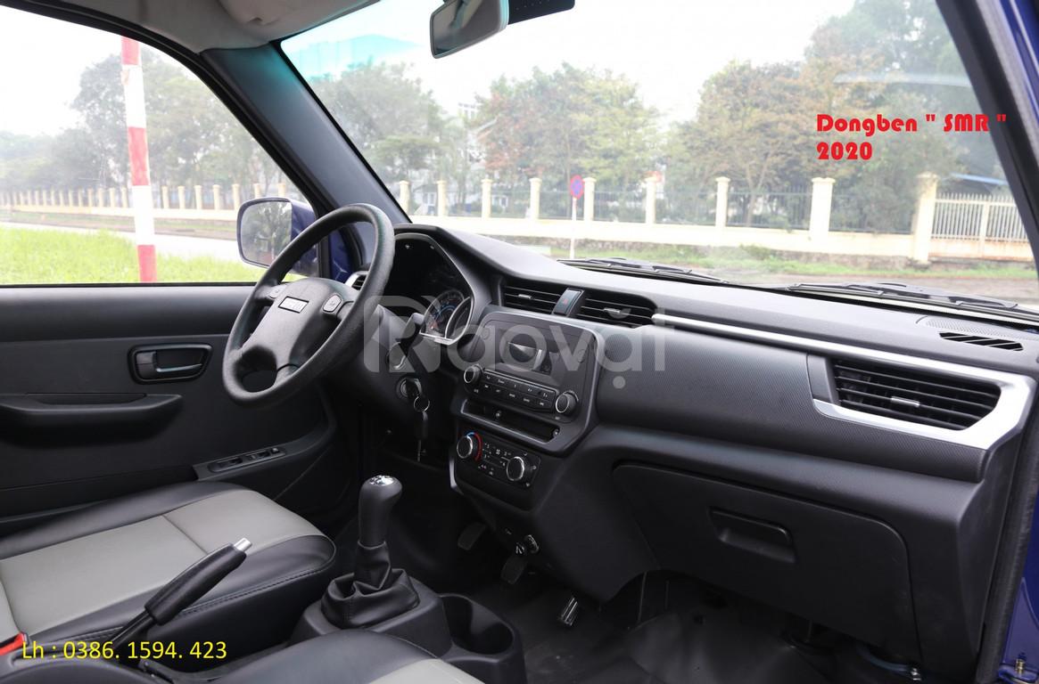 Xe tải 1 tấn +giá rẻ +bình dương ,xe dongben SMR 2020 | dongben 2020