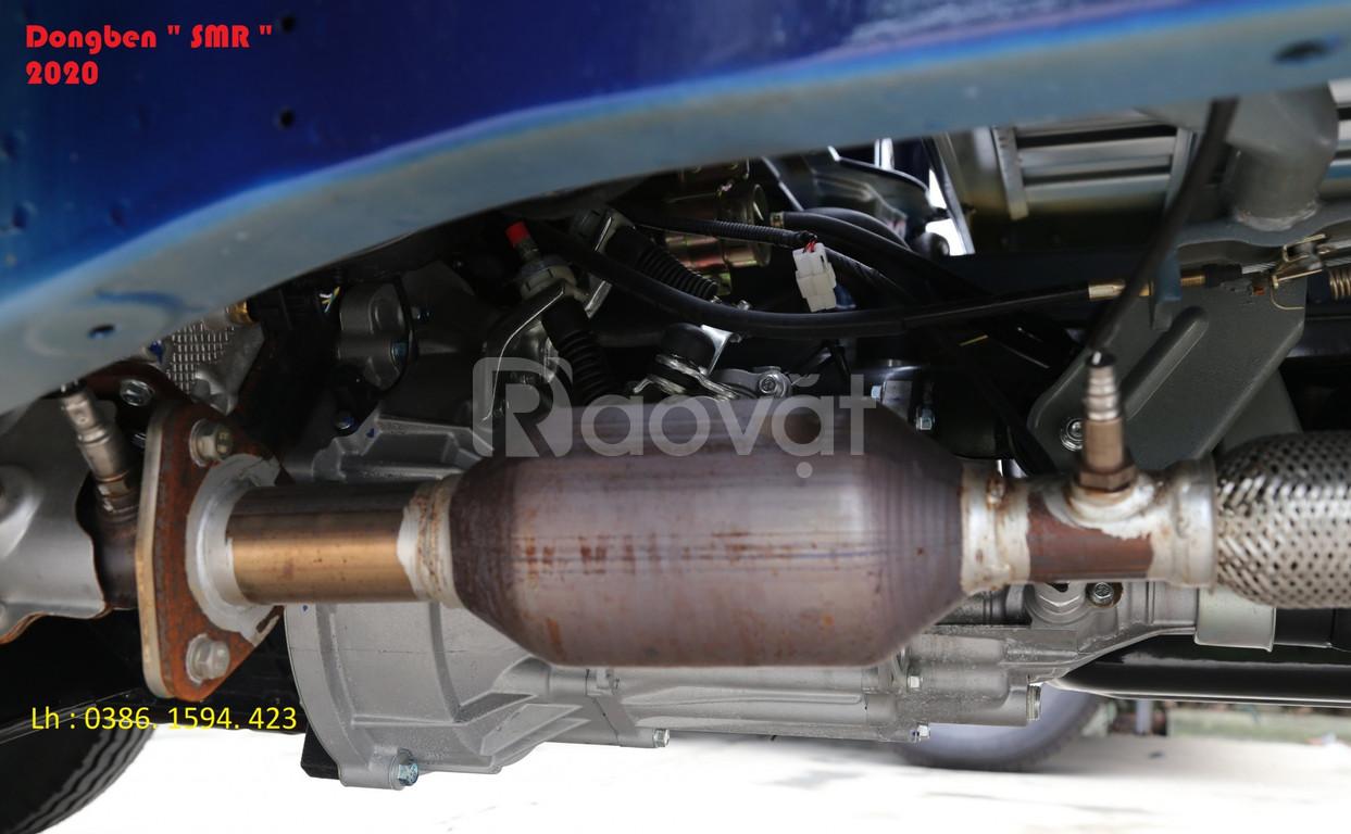 Xe dongben SMR tải 930kg đời 2020 , dongben thùng dài 2m7 +bình dương