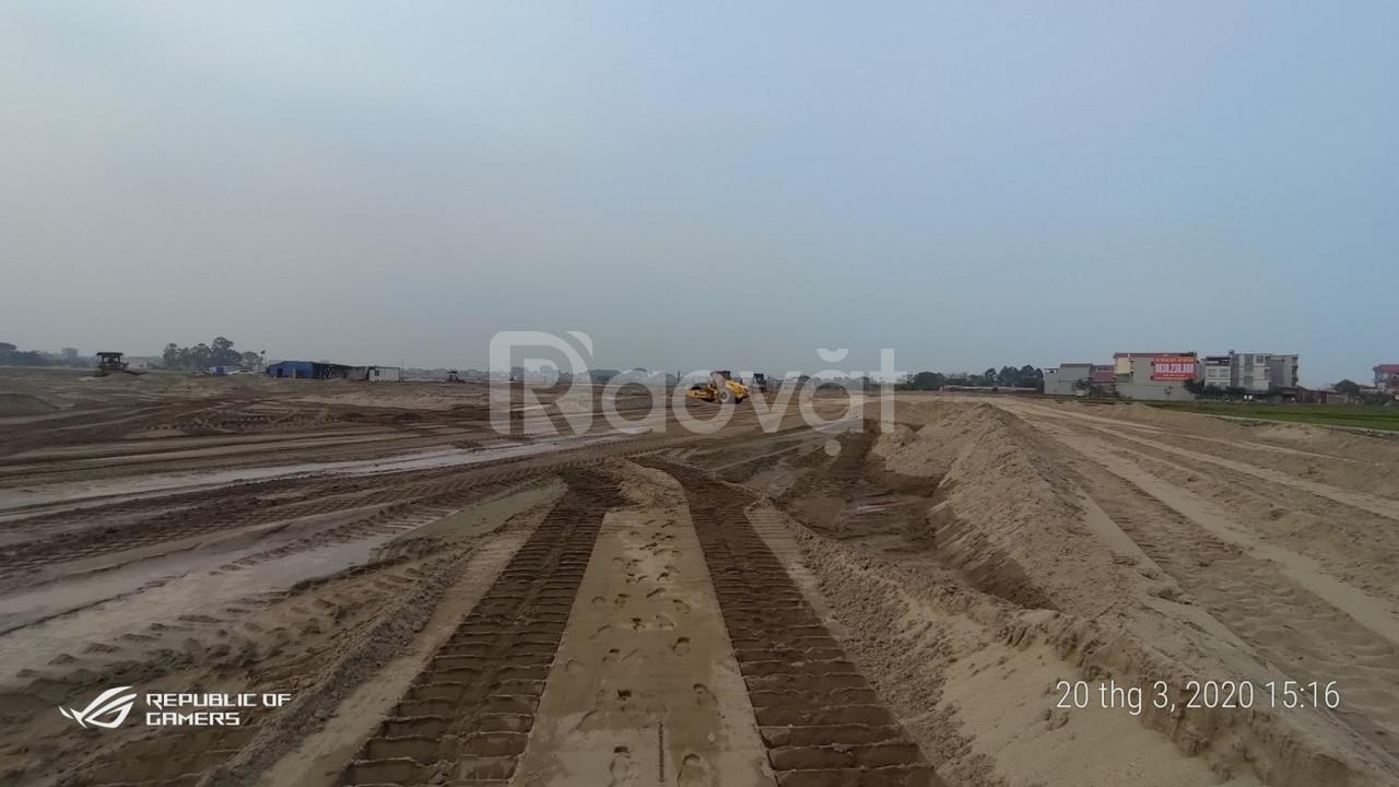 Bán đất nền tại SamSung - KCN Yên Phong Bắc Ninh giá từ 12tr/m2