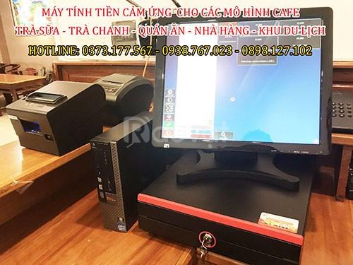 Nhận lắp máy tính tiền cho quán café tại Hà Nội