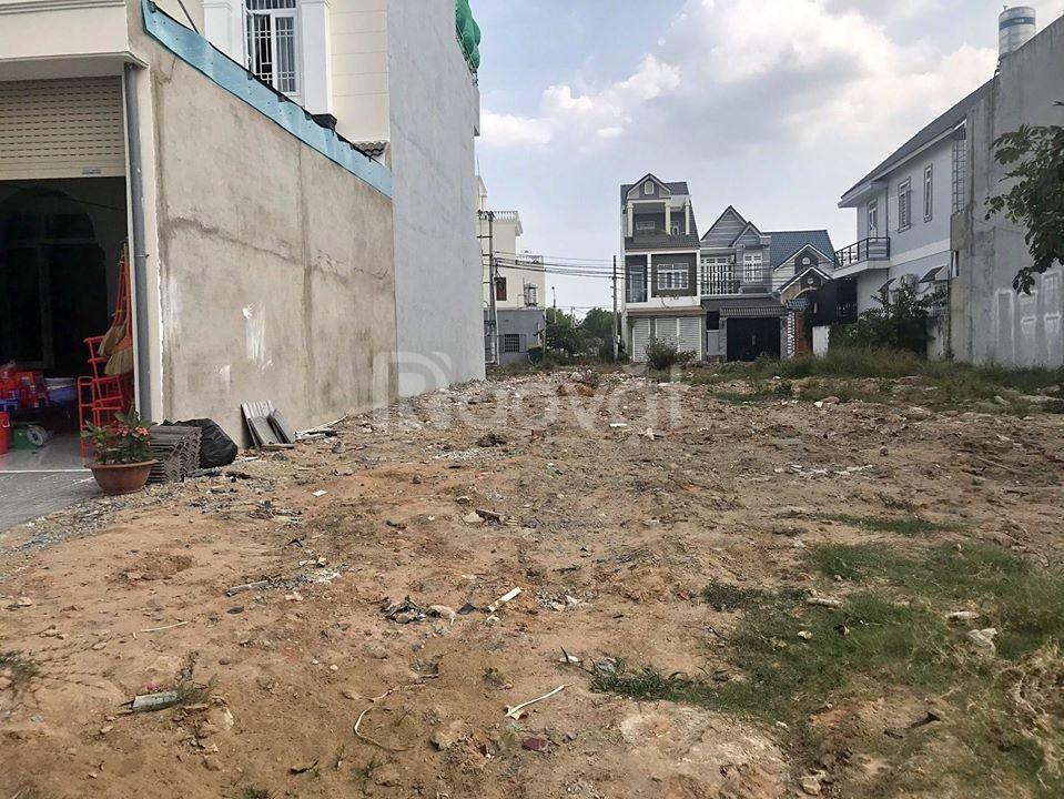 Nhà tôi cần bán gấp lô đất 100m2 ngay TT văn hóa - Q Bình Tân.