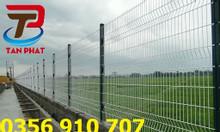 Hàng rào mạ kẽm, hàng rào ngăn kho giá rẻ