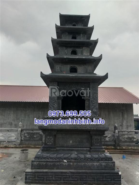 Ý nghĩa tháp mộ phật giáo – Mẫu mộ tháp bằng đá đẹp nhất hiện nay