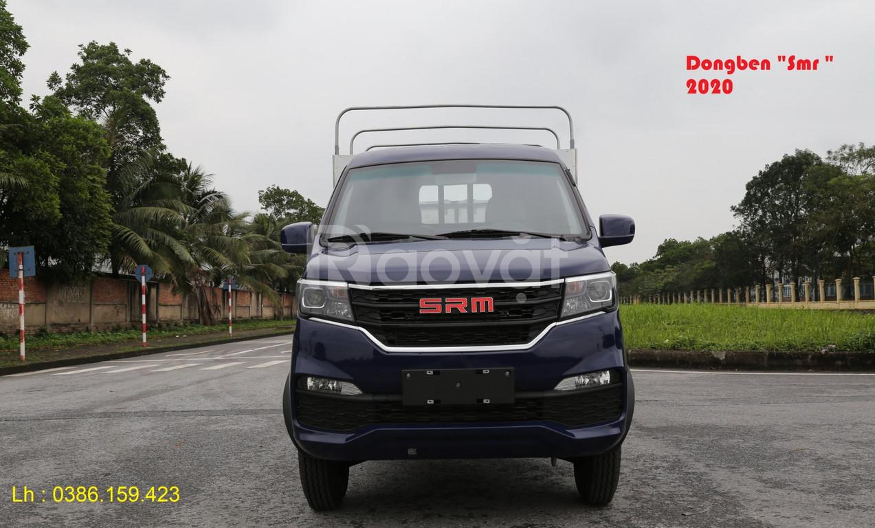 Xe Dongben SMR, tải 930kg, xe dongben 2020   dongben smr