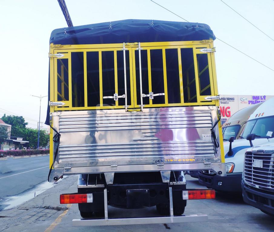 Bán xe tải faw 7.1 tấn thùng 8 mét chở pallet|Hỗ trợ trả góp 80%