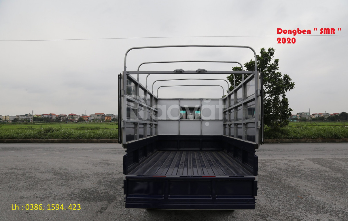 "Xe dongben ""SMR"" , tải 930kg , xe dongben 2020 | dongben smr 2020"