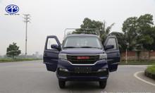 Xe tải nhẹ Dongben SRM 930kg máy xăng -  xe tải SRM 930kg thùng kín
