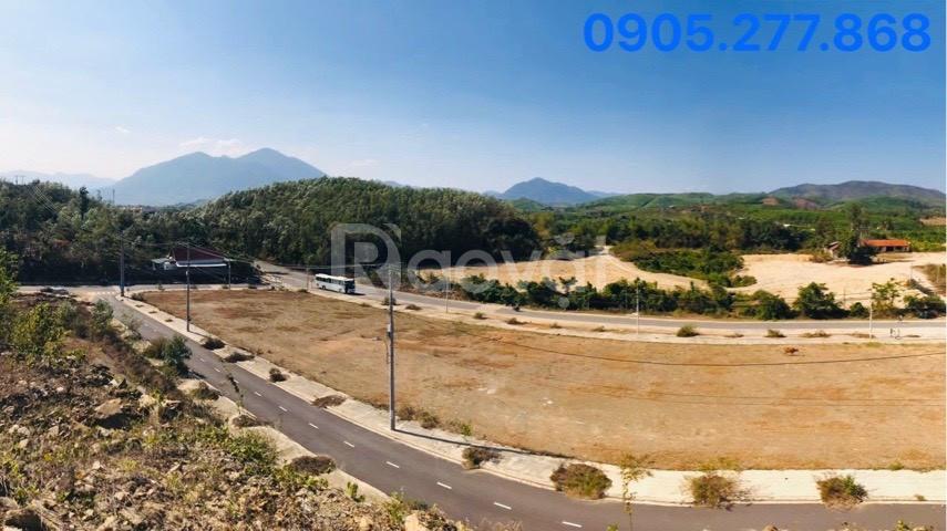 Đất nền, sổ đỏ khu đô thị ven sông Nha Trang giá chỉ 666 triệu/nền