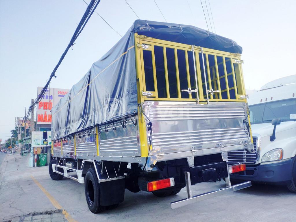 Xe tải faw 8.2 tấn thùng chở pallet dài 8 mét|Hỗ trợ trả góp 80%
