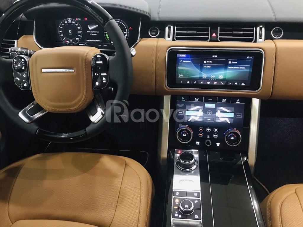 Bán Range Rover Autobiography LWB 2.0 P400E,model và đăng ký 2019
