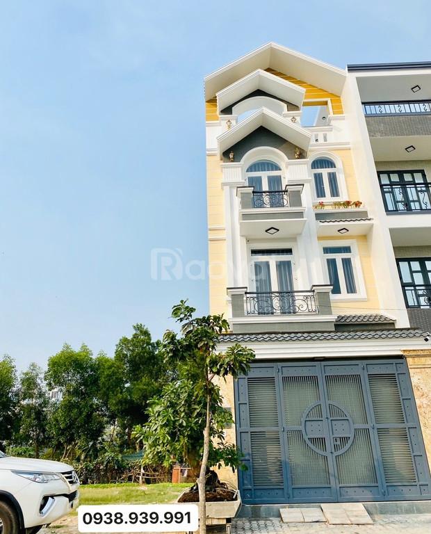 Bán đất KDC Tân Tạo Bình Tân, sổ hồng riêng, DT 100m2, giá 3 tỷ 500.