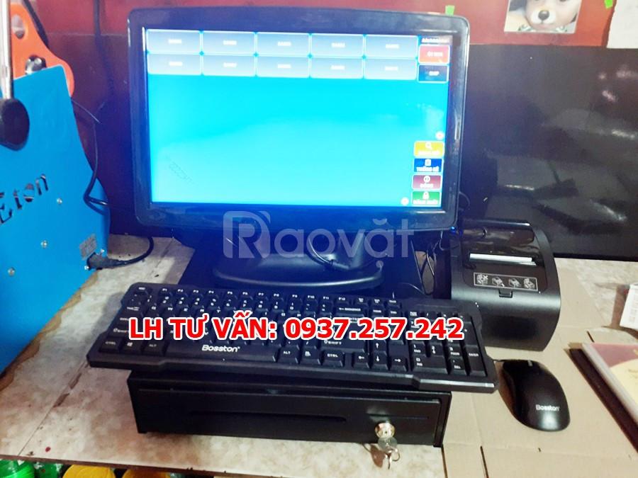 Bán máy in hóa đơn cho quán Coffee house tại Cần Thơ