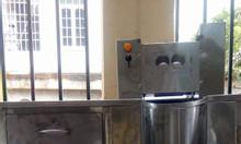 Máy đóng đai thùng hai mô tơ NB 188 hàng công ty